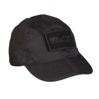 Sturm - Black Foldable Baseball Cap