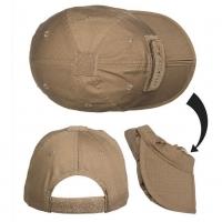 Sturm - Dark Coyote Foldable Baseball Cap