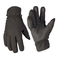 Sturm - Black Softshell Gloves Thinsulate