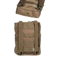 Sturm - Dark Coyote Molle Belt Pouch Large