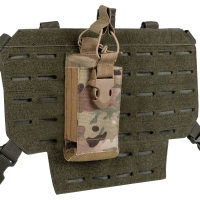Sturm - Multitarn Radio Pouch With Hook Closure Backside