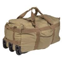 Sturm - Coyote Combat Duffle Bag With Wheel