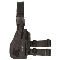 Sturm - Black Low Ride Holster Right