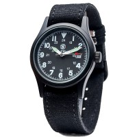 Smith and Wesson - Military Watch - Black