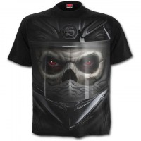 Spiral Direct - DEMON BIKER - T-Shirt Black