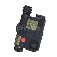 FMA - PEQ LA5 Upgrade Version LED White light + Red laser with IR Lenses - Black