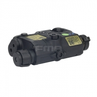 FMA - PEQ LA5 Upgrade Version LED White light + Green laser with IR Lenses - Black