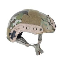 FMA - Ballistic Helmet with 1:1 protecting pat - Multicam