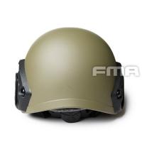 FMA - Ballistic Helmet - Ranger Green