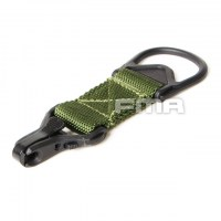 FMA - Slings MA1 Single Point Paraclip Adapter - Olive Drab