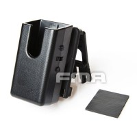 FMA - Ghost 360 Magazine Pouch - Black