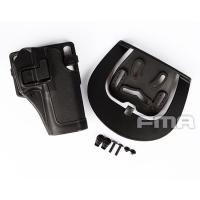 FMA - CQC Serpa Holster Glock 17  - Black