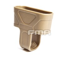 FMA - 5.56 Magazine Rubber for M4 & M16 - Dark Earth