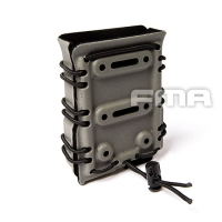 FMA - Scorpion RIFLE MAG CARRIER For 7.62 With Flocking - Foliage Green