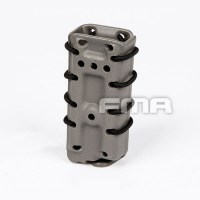 FMA - Scorpion Pistol Mag Carrier- Single Stack For 9mm - Foliage Green