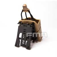 FMA - Elastic load out System for 5.56 - Dark Earth