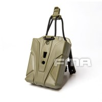 FMA - Elastic load out System for 5.56 - Olive Drab