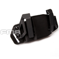 FMA - Multi Holster With Clips  - Black