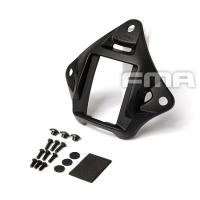 FMA - VAS Shroud NVG Helmet Mount Aluminum - Black