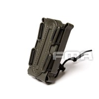 FMA - Soft Shell Scorpion Mag Carrier (For 9mm) - Olive Drab