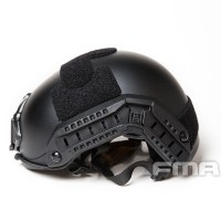FMA - Maritime Helmet thick and heavy version - Black