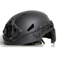 FMA - Caiman Ballistic Helmet - Black