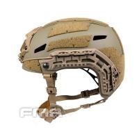FMA - Caiman Ballistic Helmet New Liner Gear Adjustment - Tan