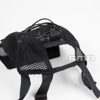 FMA - Ballistic Helmet Covers - Black