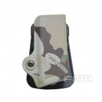 FMA - G17 Single Mag pouch - Multicam
