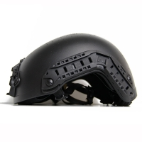 FMA - SF Super High Cut Helmet A - Black