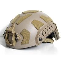 FMA - SF Super High Cut Helmet A - Dark Earth