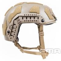 FMA - SF Super High Cut Helmet B - Dark Earth