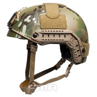 FMA - Ballistic aramid Thick and Heavy version Helmet - Multicam