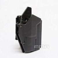 FMA - G17S WITH SF Light-Bearing Holster - Black