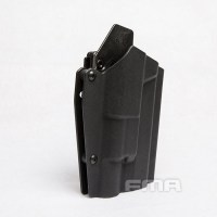 FMA - G17L WITH SF Light-Bearing Holster - Black