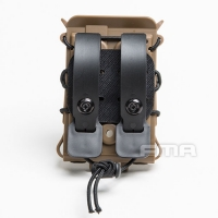 FMA - High Speed Gear Magazine Pouch For 5.56 - Dark Earth