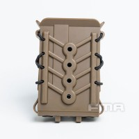 FMA - High Speed Gear Magazine Pouch For 7.62 - Dark Earth