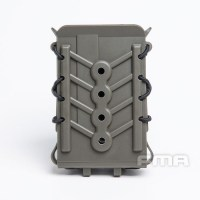 FMA - High Speed Gear Magazine Pouch For 7.62 - Olive Drab