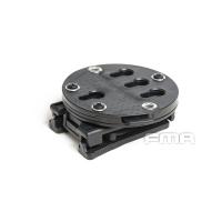 FMA - Adapter For G-CODE Holster For Belt - Black