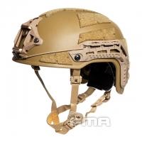 FMA - Caiman Ballistic Helmet - Dark Earth