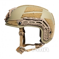 FMA - Caiman Ballistic Helmet - DETAN