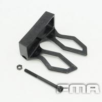FMA - CP Style MOLLE Magclip - Black