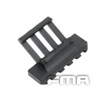 FMA - One Oclock Side Mount - Black