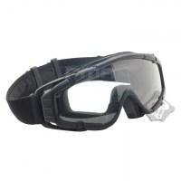 FMA - SI-Ballistic-Goggle Updated Version Fan Version - Black