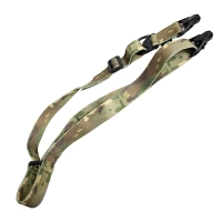 FMA - FS3 Multi-Mission Single Point-Two Point Sling  - Multicam