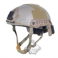 FMA - Ballistic aramid fiber version Helmet - Dark Earth