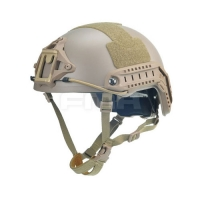 FMA - Ballistic High Cut XP Helmet - Dark Earth