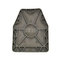 FMA - SAPI Dummy Ballistic Plate Set - Dark Earth