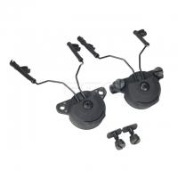 FMA - EX Headset And Helmet Rail Adapter Set GEN1 - Black