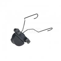 FMA - EX Headset And Helmet Rail Adapter Set GEN2 - Black